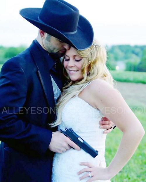 cowboywedding